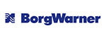 Logotyp för BorgWarner