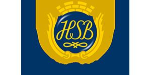 Logotyp för HSB Landskrona