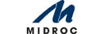 Logotyp för Midroc