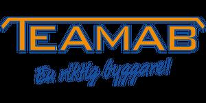 Logotyp för Teamab