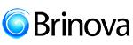 Logotyp för Brinova Fastigheter AB