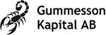 Logotyp för Gummesson Kapital AB