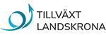 Logotyp för Tillväxt Landskrona